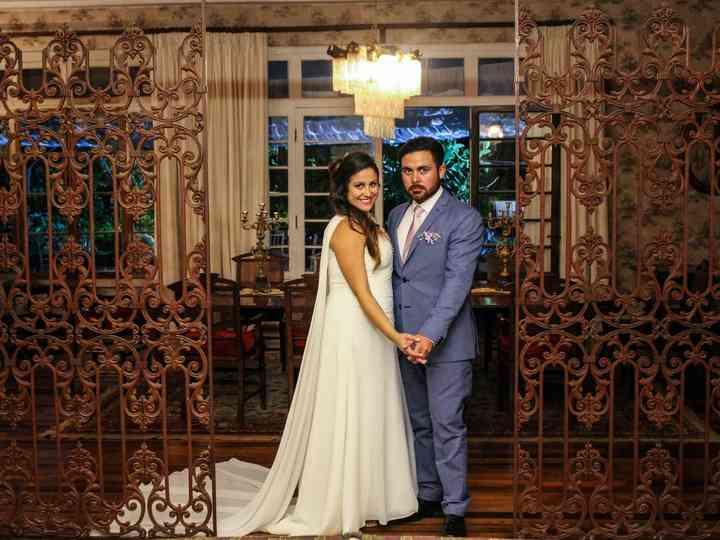El matrimonio de Monserrat y Alejandro
