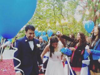 El matrimonio de Tania valenzuela y Alejandro vasquez 1