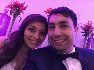 El matrimonio de Tania valenzuela y Alejandro vasquez 2