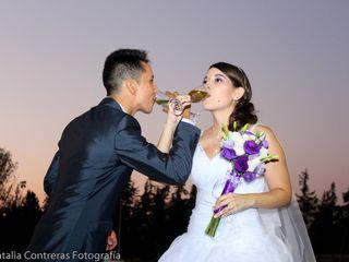 El matrimonio de Daniela y Eduardo 1