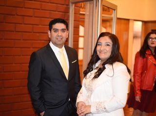 El matrimonio de Maritza y Juan