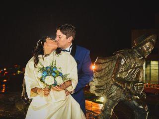 El matrimonio de Paulina y Sebastián