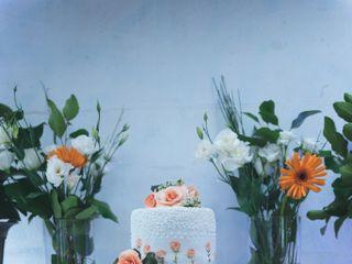 El matrimonio de Fernanda y Nelson 1