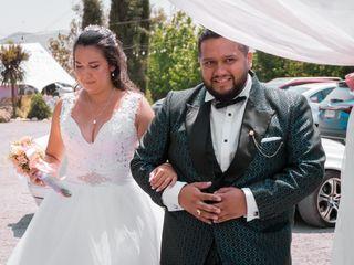 El matrimonio de Camila y Víctor 1