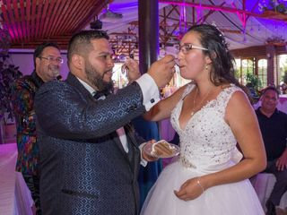 El matrimonio de Camila y Víctor