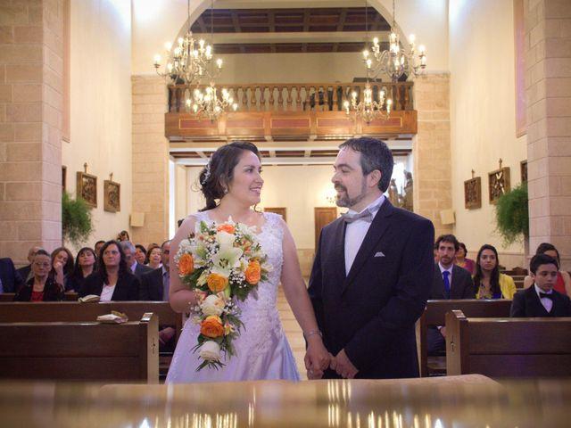 El matrimonio de Manuel y Karen en Graneros, Cachapoal 10