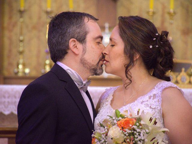 El matrimonio de Manuel y Karen en Graneros, Cachapoal 12
