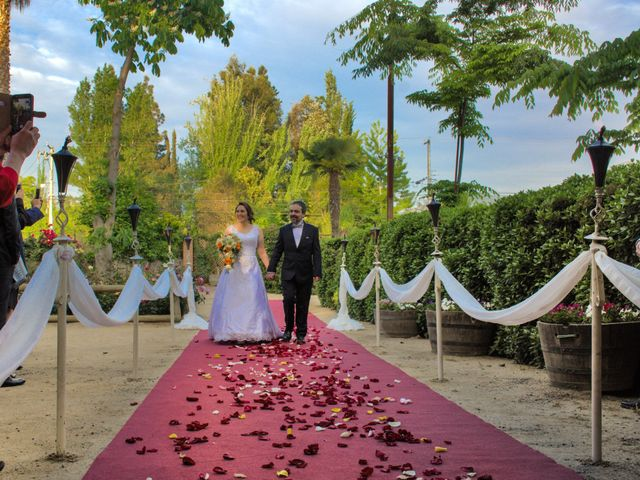 El matrimonio de Manuel y Karen en Graneros, Cachapoal 15
