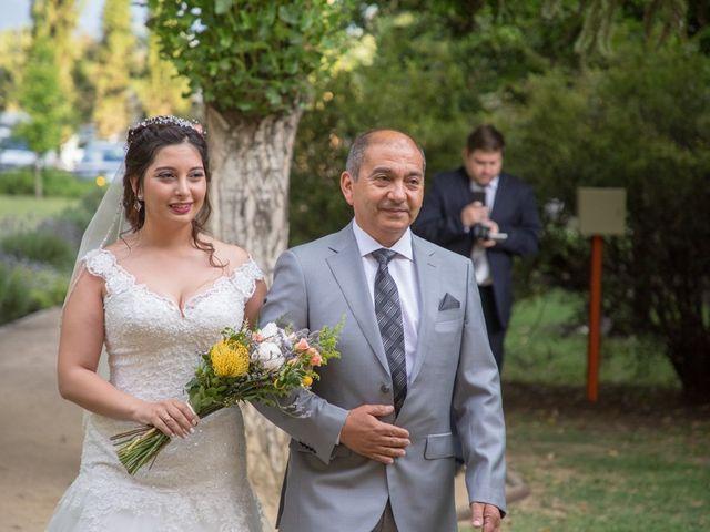 El matrimonio de César y Samantha en Paine, Maipo 13