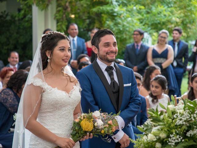 El matrimonio de César y Samantha en Paine, Maipo 17