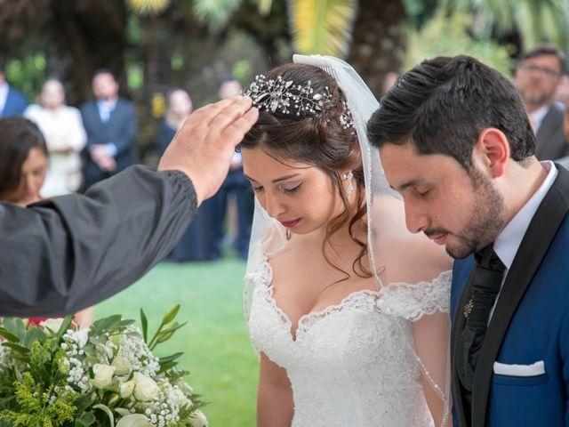 El matrimonio de César y Samantha en Paine, Maipo 18