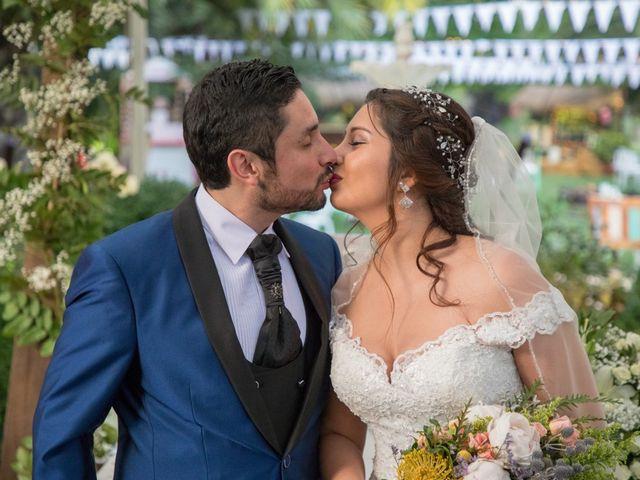 El matrimonio de César y Samantha en Paine, Maipo 20