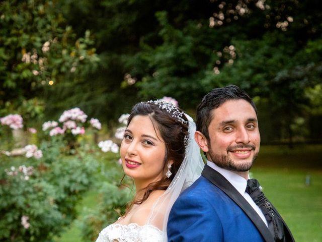 El matrimonio de César y Samantha en Paine, Maipo 21
