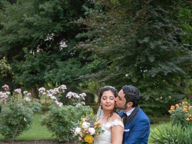 El matrimonio de César y Samantha en Paine, Maipo 23