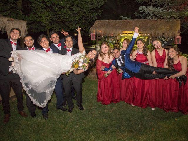 El matrimonio de César y Samantha en Paine, Maipo 26