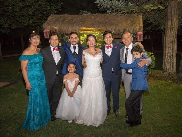 El matrimonio de César y Samantha en Paine, Maipo 27