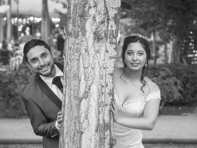 El matrimonio de César y Samantha en Paine, Maipo 30