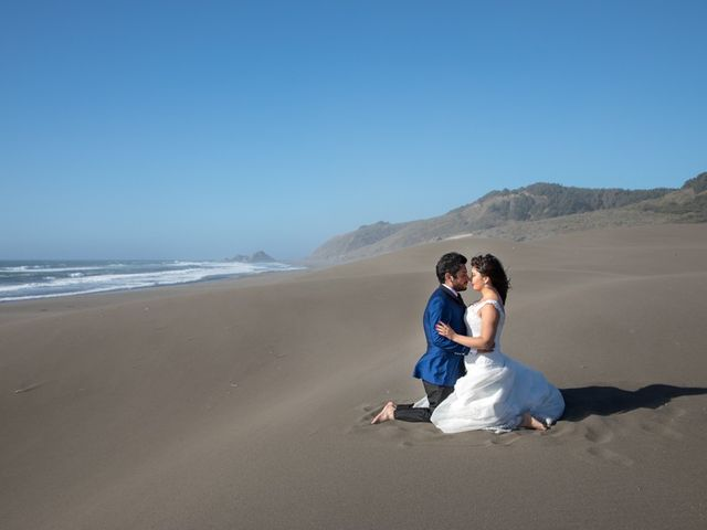 El matrimonio de César y Samantha en Paine, Maipo 39