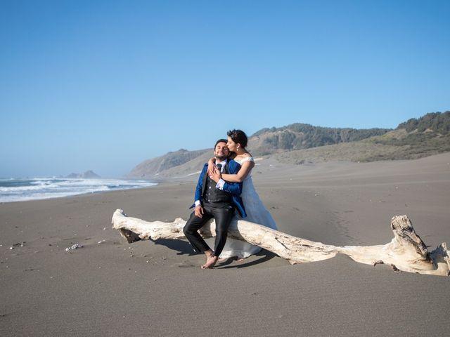 El matrimonio de César y Samantha en Paine, Maipo 40