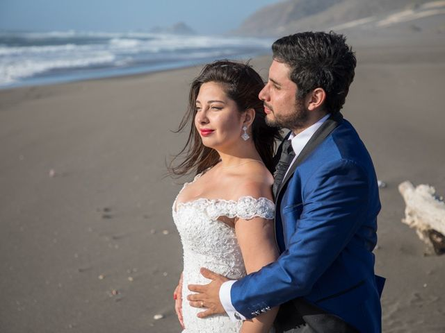 El matrimonio de César y Samantha en Paine, Maipo 41