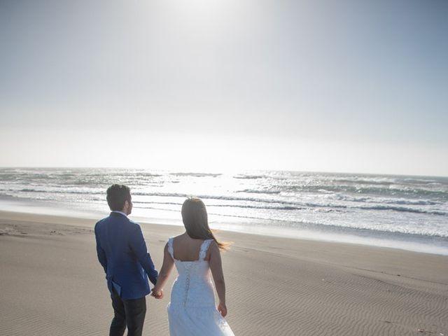 El matrimonio de César y Samantha en Paine, Maipo 42