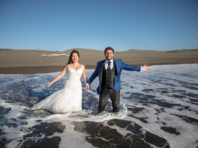 El matrimonio de César y Samantha en Paine, Maipo 43