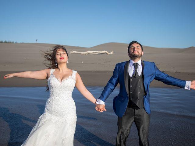 El matrimonio de César y Samantha en Paine, Maipo 45