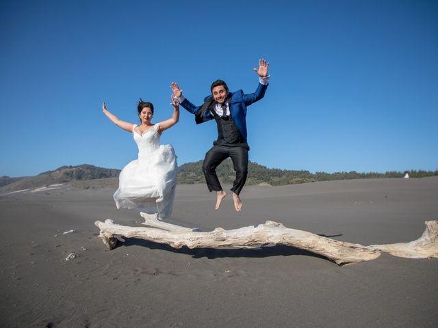 El matrimonio de César y Samantha en Paine, Maipo 2
