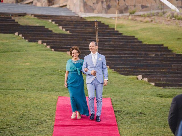 El matrimonio de Patricio y Hanna en Lo Barnechea, Santiago 6