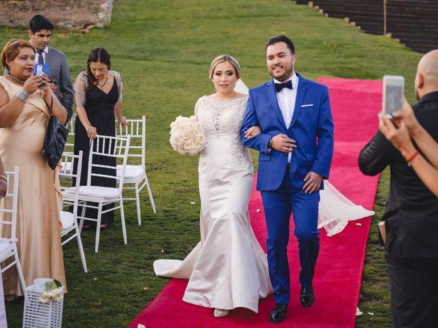 El matrimonio de Patricio y Hanna en Lo Barnechea, Santiago 10