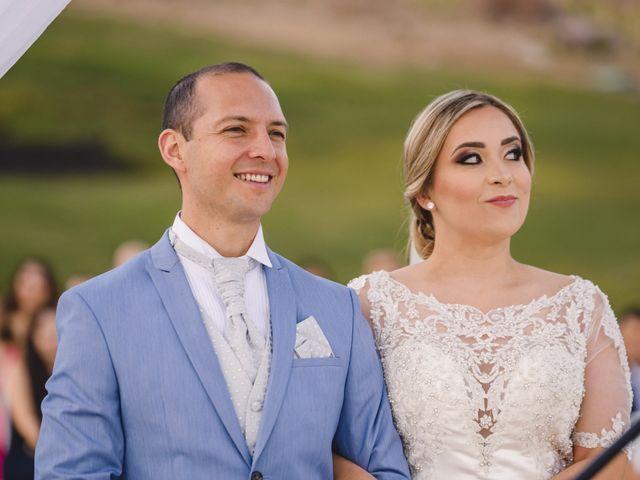 El matrimonio de Hanna y Patricio