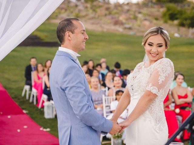 El matrimonio de Patricio y Hanna en Lo Barnechea, Santiago 11