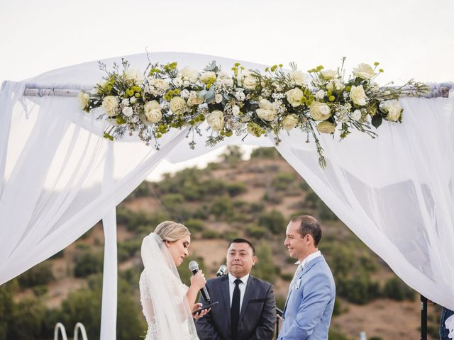 El matrimonio de Patricio y Hanna en Lo Barnechea, Santiago 12