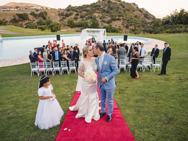 El matrimonio de Patricio y Hanna en Lo Barnechea, Santiago 13