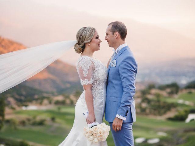 El matrimonio de Patricio y Hanna en Lo Barnechea, Santiago 15