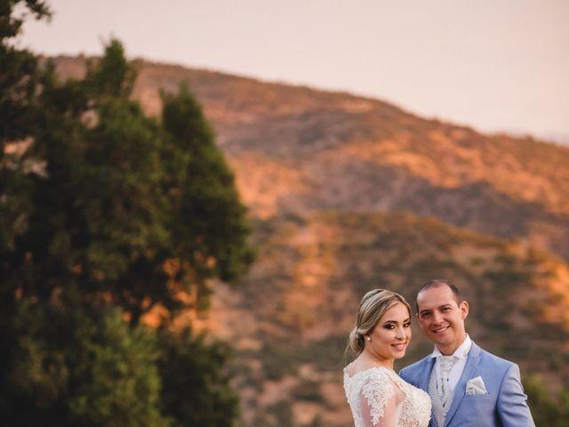 El matrimonio de Patricio y Hanna en Lo Barnechea, Santiago 16
