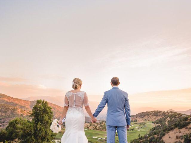 El matrimonio de Patricio y Hanna en Lo Barnechea, Santiago 17