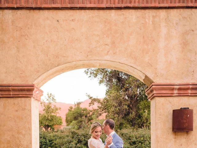 El matrimonio de Patricio y Hanna en Lo Barnechea, Santiago 18