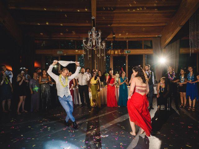 El matrimonio de Patricio y Hanna en Lo Barnechea, Santiago 35
