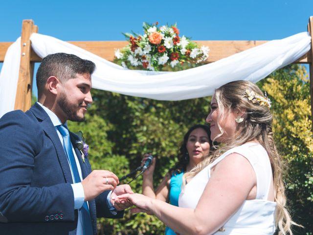 El matrimonio de Fernanda y Nelson