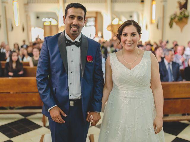El matrimonio de Nancy y Luciano