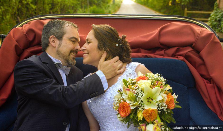 El matrimonio de Manuel y Karen en Graneros, Cachapoal