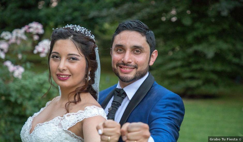 El matrimonio de César y Samantha en Paine, Maipo
