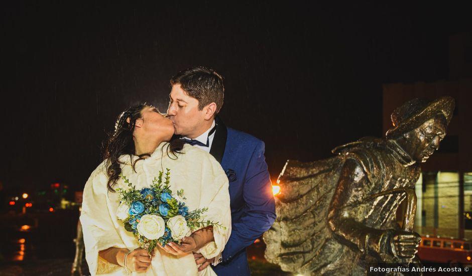 El matrimonio de Sebastián y Paulina en Punta Arenas, Magallanes