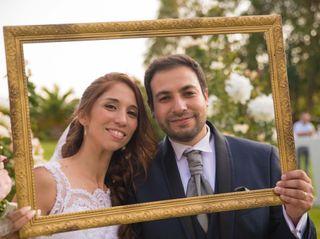 El matrimonio de Nicolás y Diva