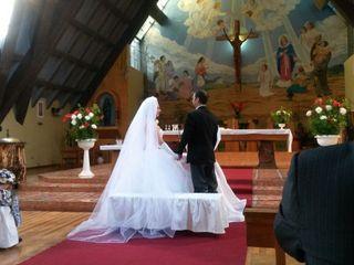 El matrimonio de Carolina y Pedro 2