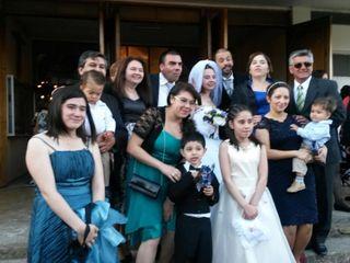 El matrimonio de Carolina y Pedro 3