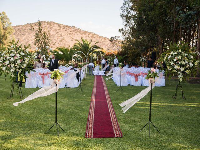 El matrimonio de Diva y Nicolás en San Vicente, Cachapoal 4