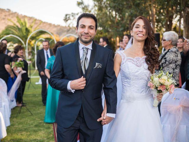 El matrimonio de Diva y Nicolás en San Vicente, Cachapoal 1