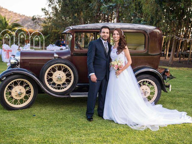 El matrimonio de Diva y Nicolás en San Vicente, Cachapoal 2